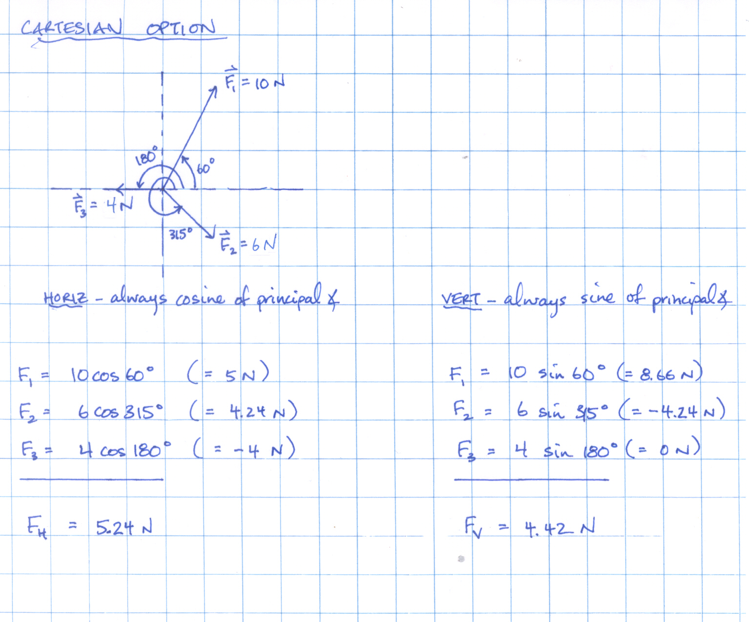 worksheet Vectors Worksheet mackenziekim mcv 4u calculus and vectors spring 2009 resolving video notes for cast method